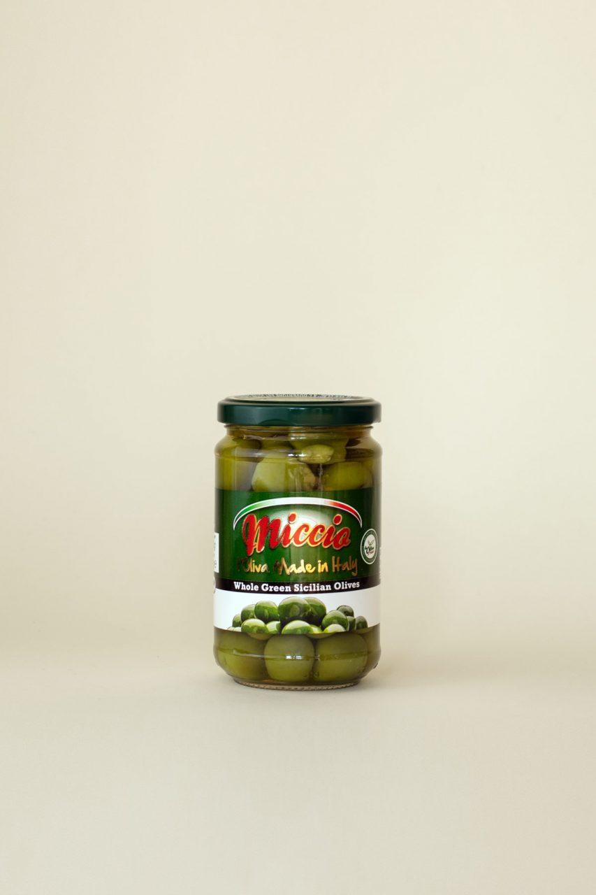 Oliven aus Sizilien