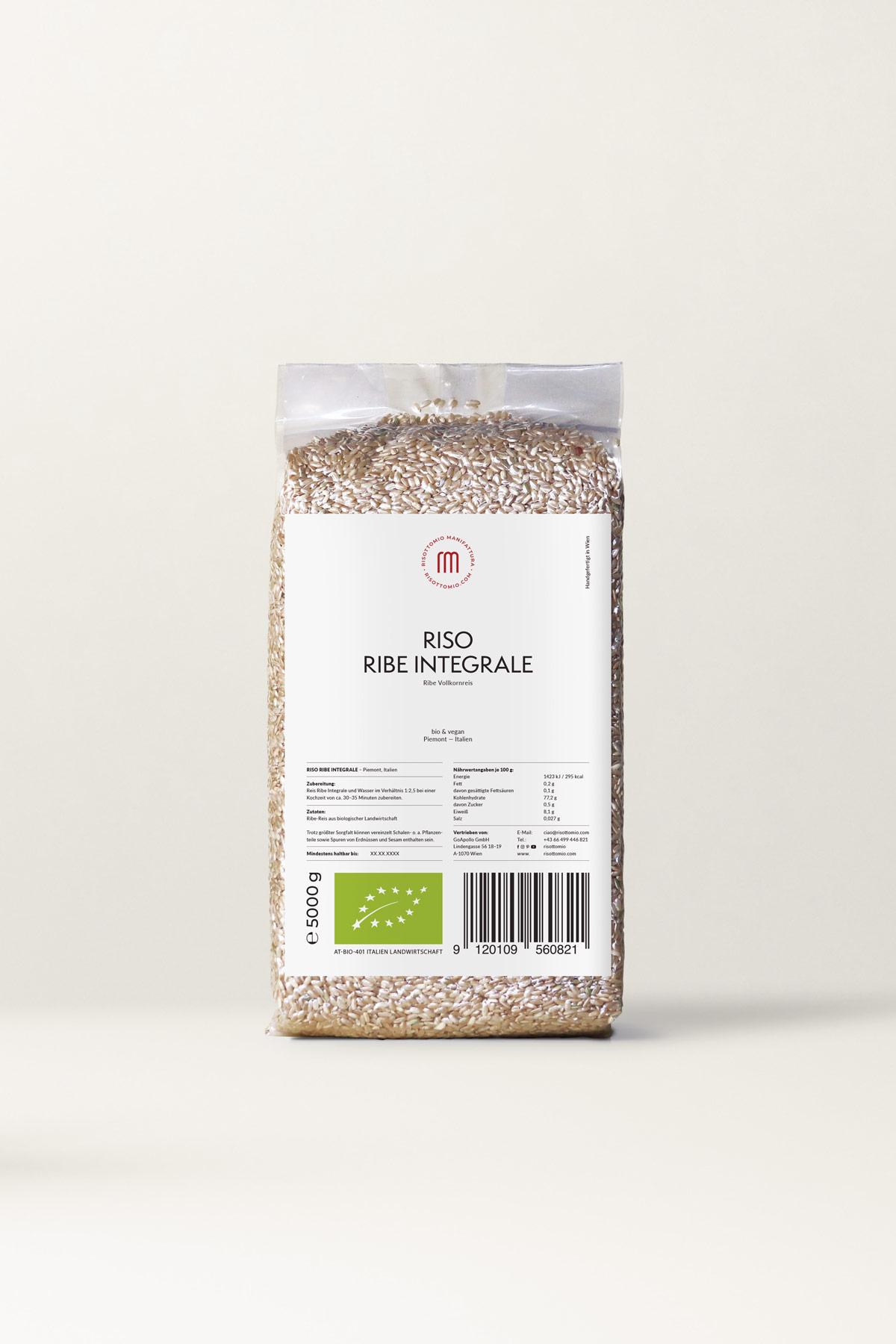 Ribe Integrale Reis – 5000g